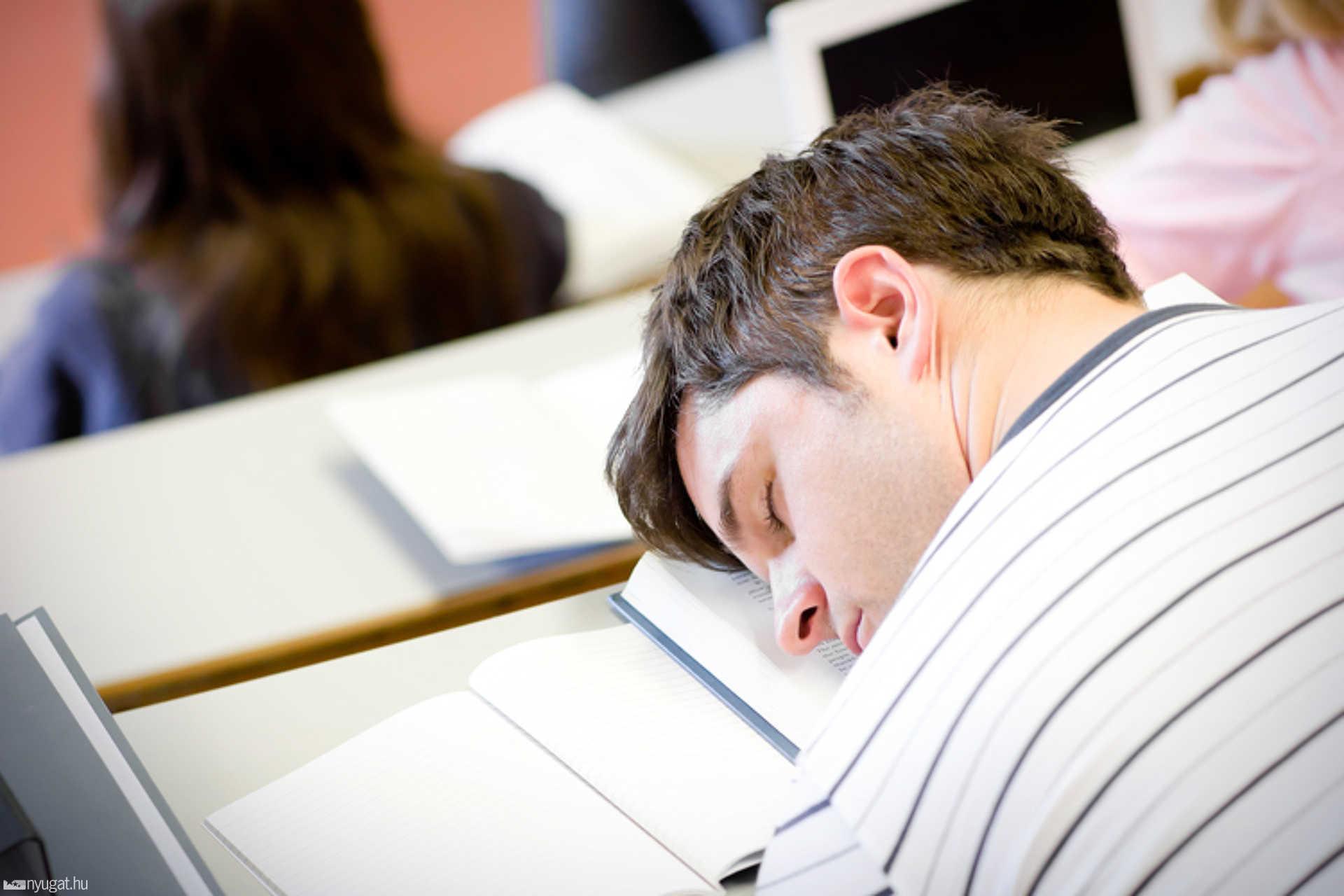 Nem akarnád, ha ez történne a vizsgán, ugye?